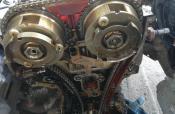 Замена цепи ГРМ Opel Astra J